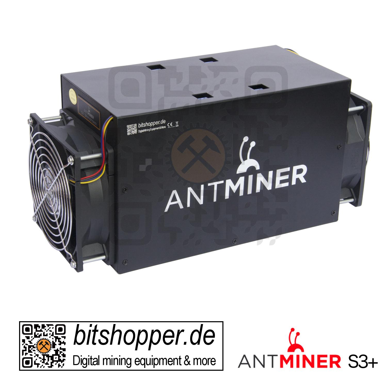 antminer s3 обзор